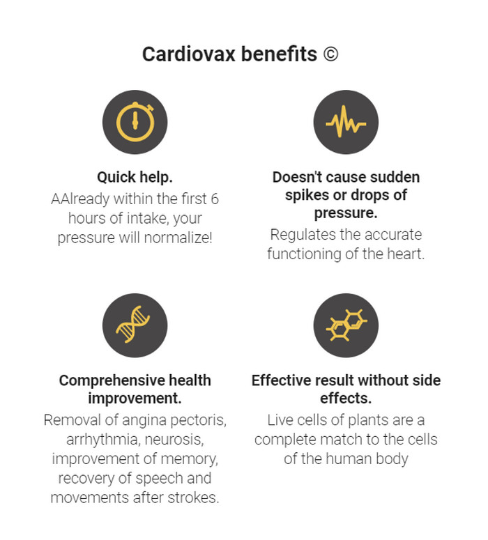 Cardiovax India, price, how to use, feedback, results..